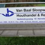 NMS_9413 Van Baal Sloopwerken 1024
