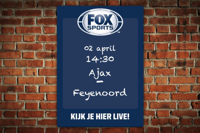 20170402 eredivisie Ajax - Feyenoord live
