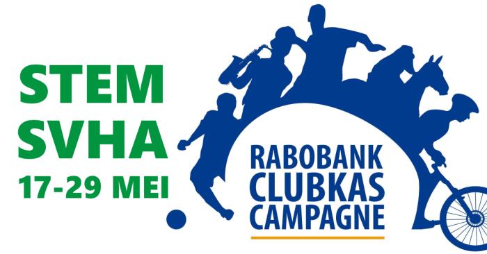 Rabobank Clubkas Campagne 2017 SVHA