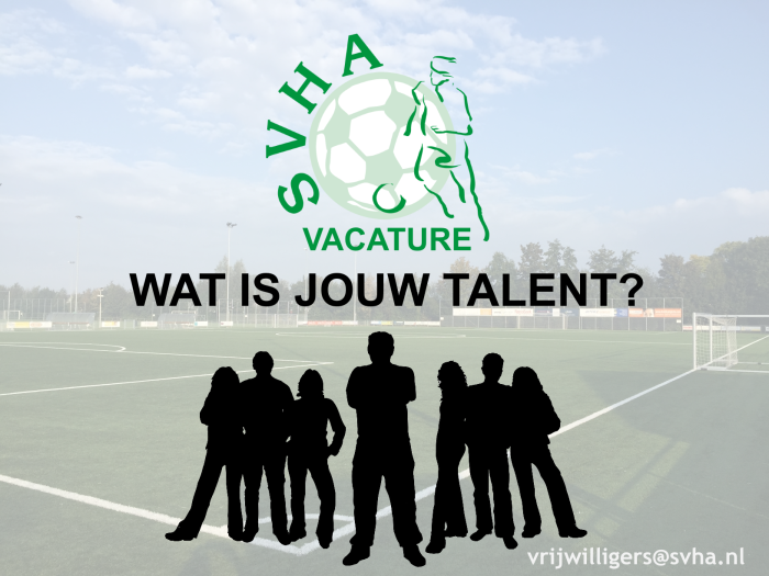 vacature wat is jouw talent