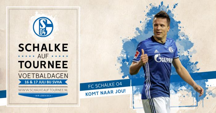 Schalke auf Tournee SVHA 1200